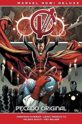 Los Vengadores de Jonathan Hickman. Marvel Now! Deluxe (Cartoné) #7