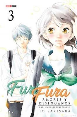 FuriFura: Amores y Desengaños (Rústica con sobrecubierta) #3