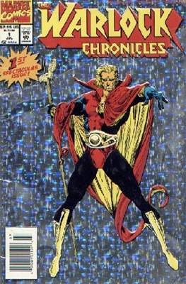 Warlock Chronicles Vol 1 (Comic-Book) #1