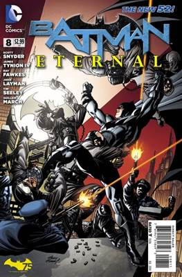 Batman Eternal (2014-2015) (Comic-Book) #8
