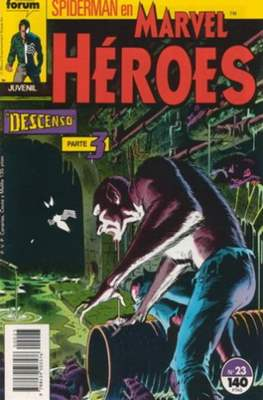 Marvel Héroes (1986-1993) (Grapa 32 pp) #23