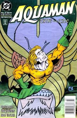 Aquaman: Time And Tide (Comic Book) #4