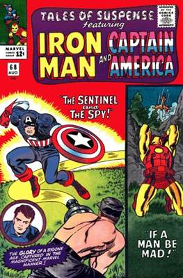 Tales of Suspense Vol. 1 (1959-1968; 2017-...) #68