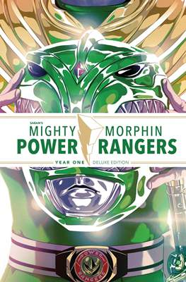 Mighty Morphin Power Rangers (DELUXE EDITION) #1