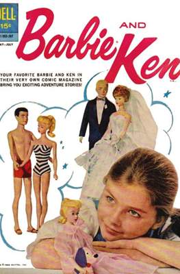 Barbie and Ken (Comic Book) #1