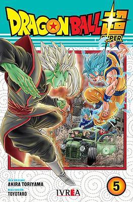 Dragon Ball Super (Rústica) #5