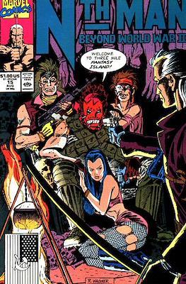 Nth Man (Comic-book) #15