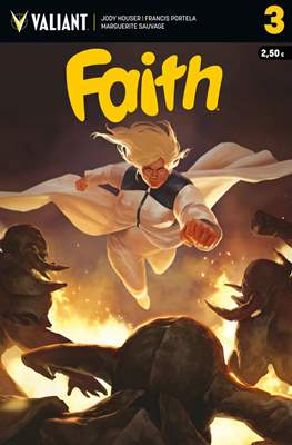 Faith (Grapa 24 pp) #3