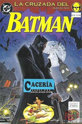 Batman: La cruzada del murciélago (Rustica) #7