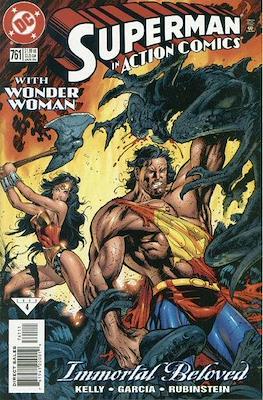 Action Comics Vol. 1 (1938-2011; 2016-) #761