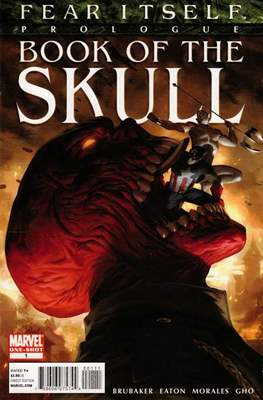 Fear Itself: Book of the Skull