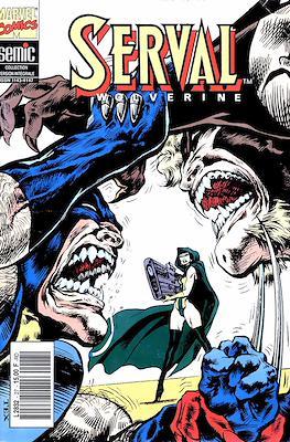 Serval / Wolverine Vol. 1 (Agrafé) #27