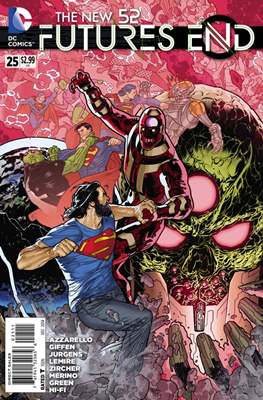 The New 52: Futures End (Comic-Book) #25