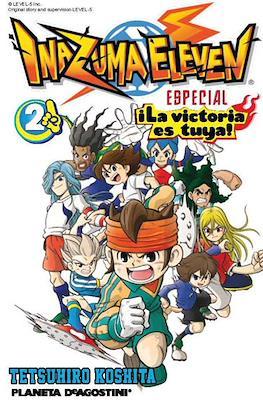 Inazuma Eleven especial: ¡La victoria es tuya! (Rústica con sobrecubierta) #2