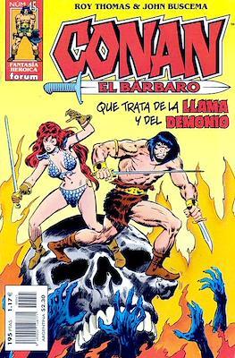 Conan el Bárbaro (1998-2001) (Grapa 24 pp) #45