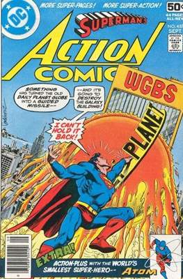 Action Comics Vol. 1 (1938-2011; 2016-) (Comic Book) #487