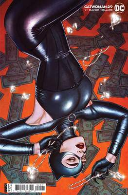 Catwoman Vol. 5 (2018- Variant Cover) #29