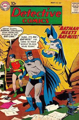 Detective Comics Vol. 1 (1937-2011; 2016-) (Comic Book) #267