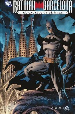 Batman. Barcelona. El cavaller i el Drac