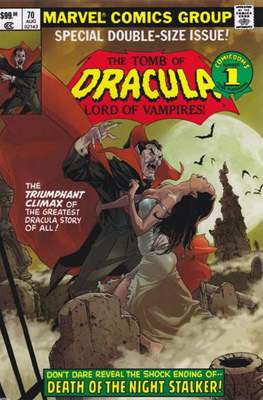 The Tomb Of Dracula Omnibus (Hardcover 736-808 pp) #2