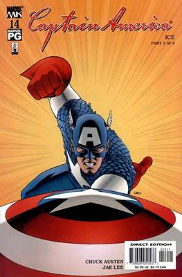 Captain America Vol. 4 #14