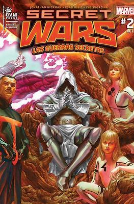 Secret Wars (Rústica) #2