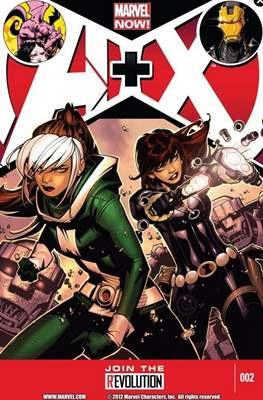 A+X (Comic-Book) #2