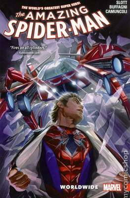 The Amazing Spider-Man: Worldwide #2