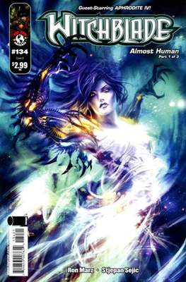 Witchblade (Comic Book) #134