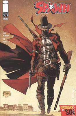 Spawn (Variant Cover) (Comic Book) #309