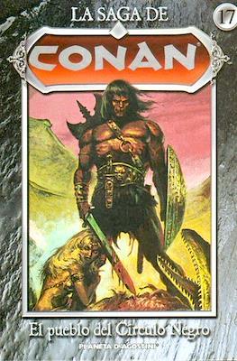 La saga de Conan (Cartoné, 128 páginas) #17