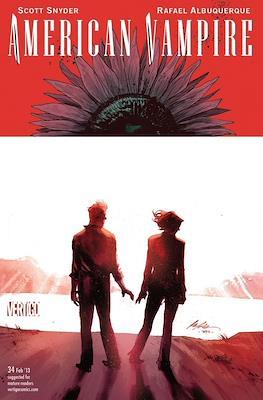 American Vampire Vol. 1 #34
