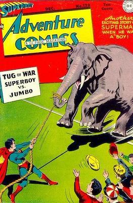 New Comics / New Adventure Comics / Adventure Comics (1935-1983; 2009-2011) (Saddle-Stitched) #123