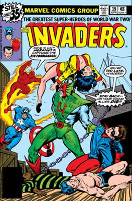 The Invaders (Comic Book. 1975 - 1979) #39