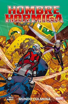 Hombre Hormiga. Mundo Colmena (Rústica 112 pp)