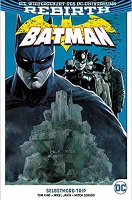 Batman: Rebirth (Softcover) #2