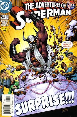 Superman Vol. 1 / Adventures of Superman Vol. 1 (1939-2011) (Comic Book) #584