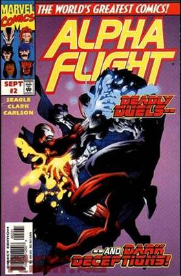 Alpha Flight Vol. 2 (1997-1999) #2