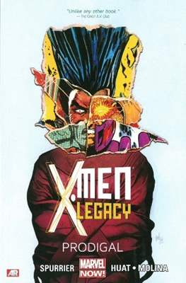 X-Men Legacy Vol. 2 (Softcover) #1