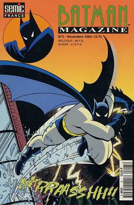 Batman Magazine #5