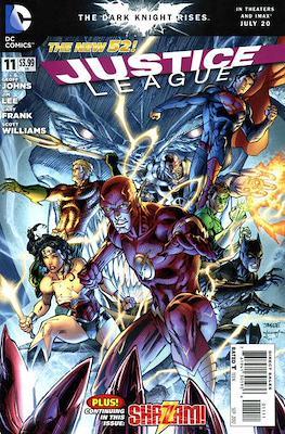 Justice League Vol. 2 (2011-2016) (Comic-Book) #11