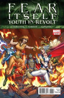 Fear Itself: Youth in Revolt (Comic-Book) #6