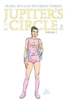 Jupiter's Circle Vol. 2. Variant Covers (Grapa) #3
