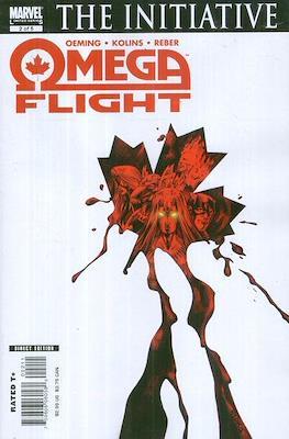 Omega Flight (Comic-Book) #2