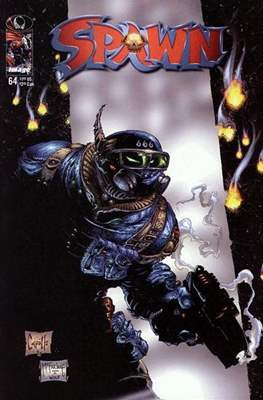 Spawn (Comic Book) #64