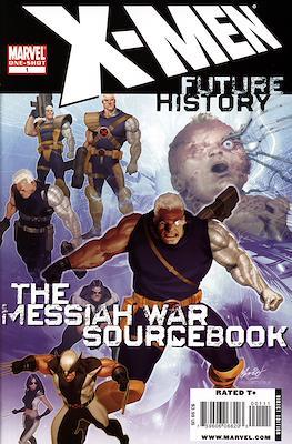 X-Men: Future History - The Messiah War Sourcebook