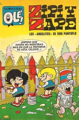 Colección Olé! (1ª Edición - Rústica, 64-80 páginas) #75
