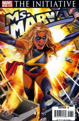 Ms. Marvel (Vol. 2 2006-2010) (Comic Book) #17