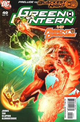 Green Lantern Vol. 4 (2005-2011) (Comic book) #40