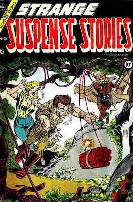 Strange Suspense Stories Vol. 1 (Saddle-stitched) #20